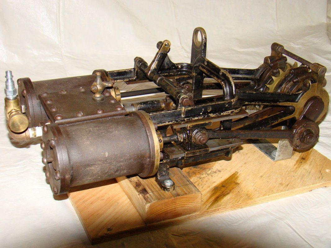 Early Locomobile engine for sale